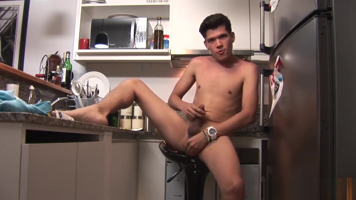 Twink Latino Cedric Jacking With Dildo sex with girls in short skirts