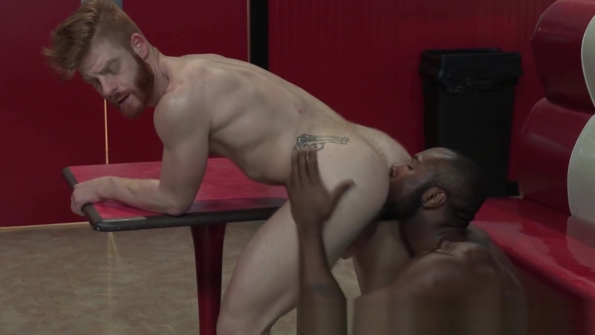 Bennett Anthony Bends Over for Big Black Cock First sex porn homemade