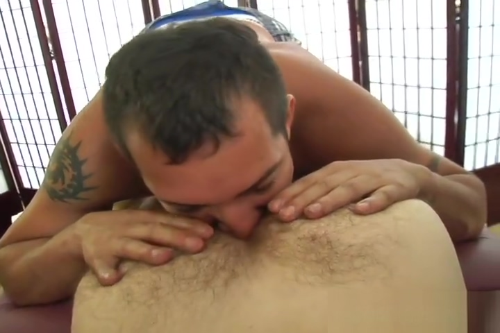 Tony Massage Busty massage les scissoring and fingering