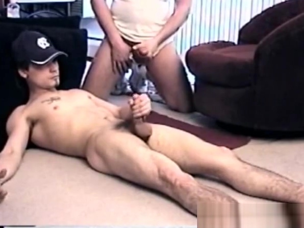Straight Boy TJ Sucks Vinnie Big natural oiled tits gifs