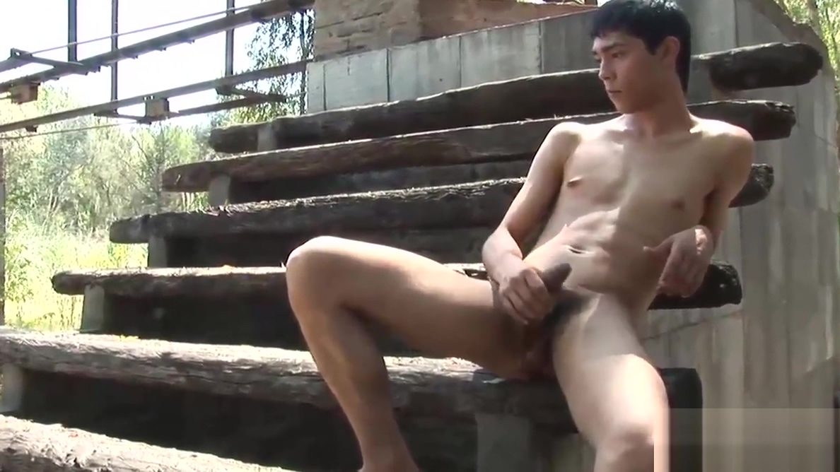 Twink Latino Matias Jacking Off Girl to fuck it now in Baramula