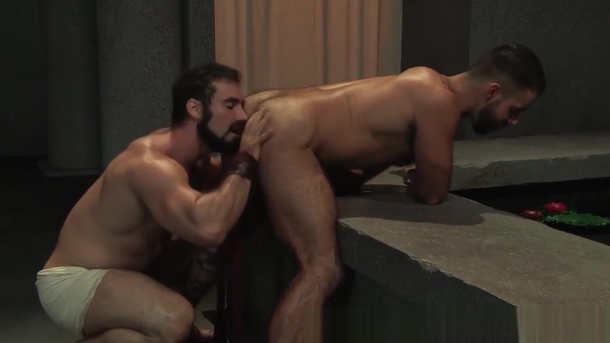 RagingStallion Jaxton Wheeler Thrusts Cock in Hairy Hole Native american women anal porn