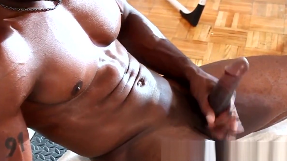 Athletic dark jock working out cock muscles Submissive personal ads