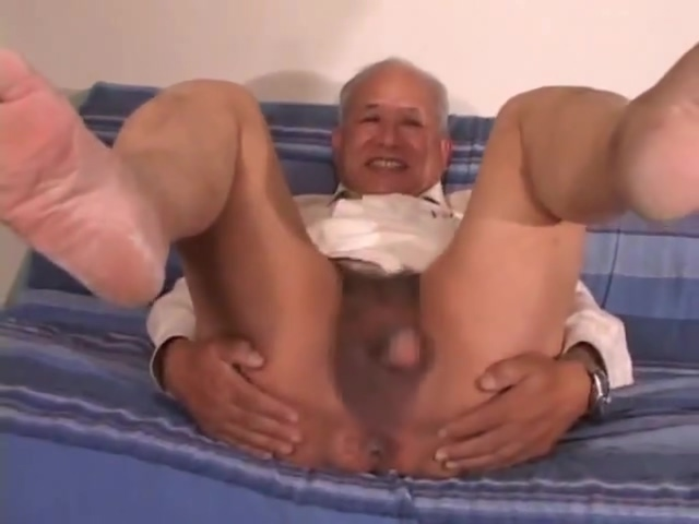 Japanese old man 132 you tube adult version