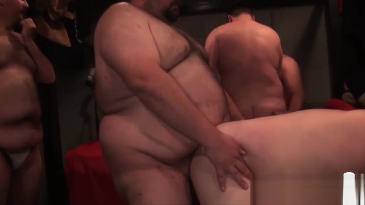 Superchub bears assfucking during orgy Asa Akira and Tiffany Tyler