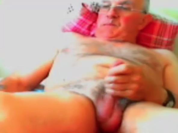 grandpa stroke triple penetration free video
