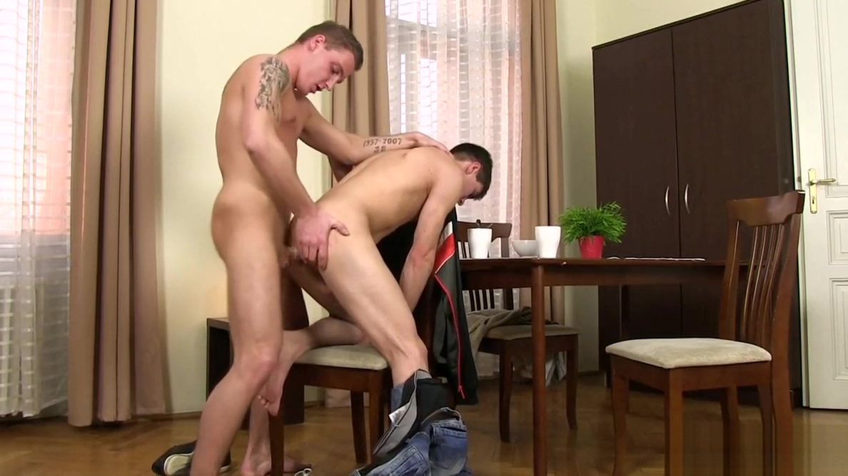 Watch gay play with hetero lad