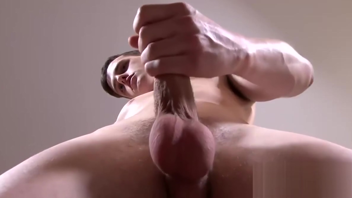 Lee keeps stroking his hard dick fast and hard until he cums Wife jucking my dick and licking ass