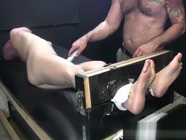 Dark haired dude begging for mercy while tied and tickled girls into thinking movie pornworld model