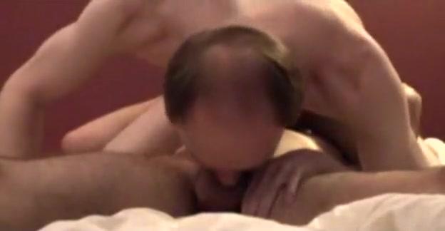 engulfing Angelo.1 Mature bound tits