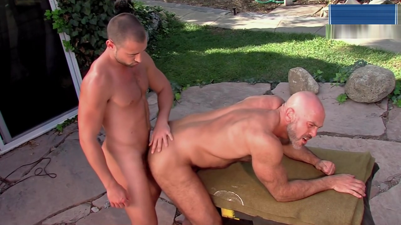Pacific Coast: Jesse Jackman & Donnie Dean! eating cum out of black pussy