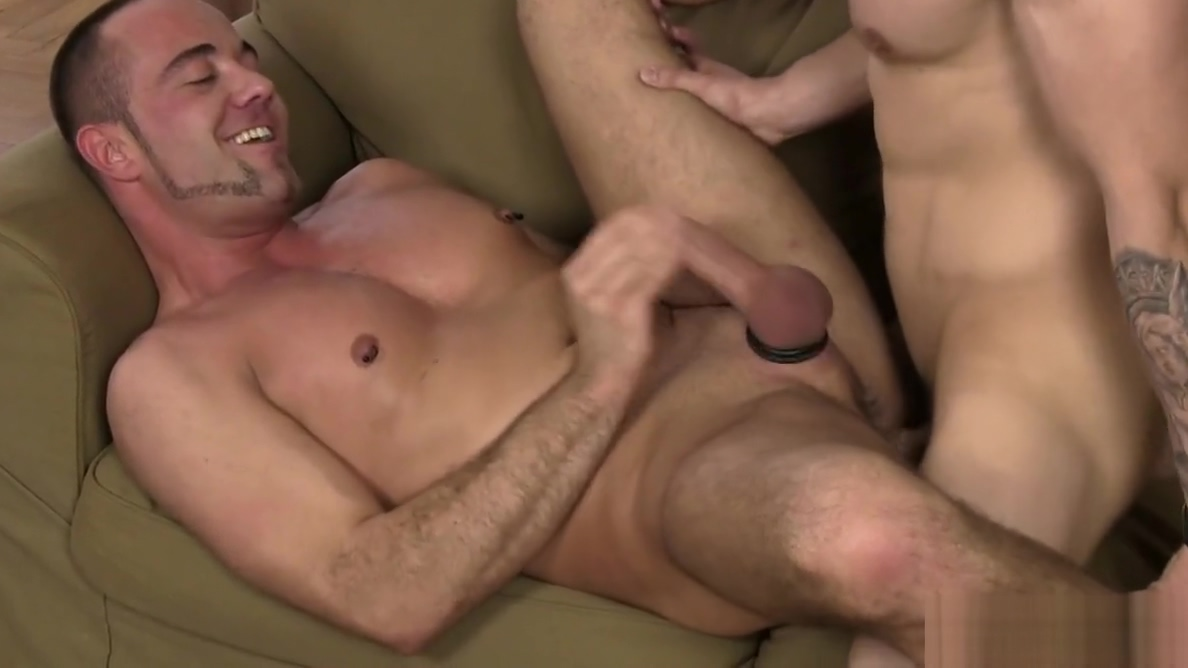 Homosexual blowjob and gay sex Excited milf