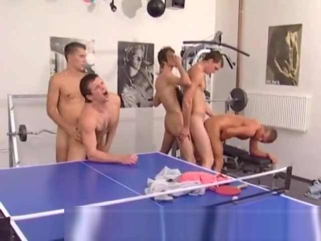Gym Jock Breeding Orgy Women don t like sex