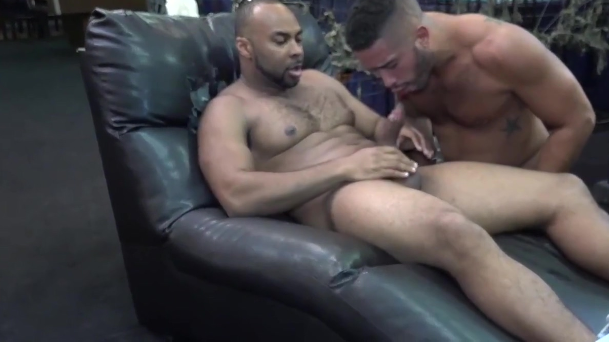Gay Porn ( New Venyveras ) gay with cum on his face