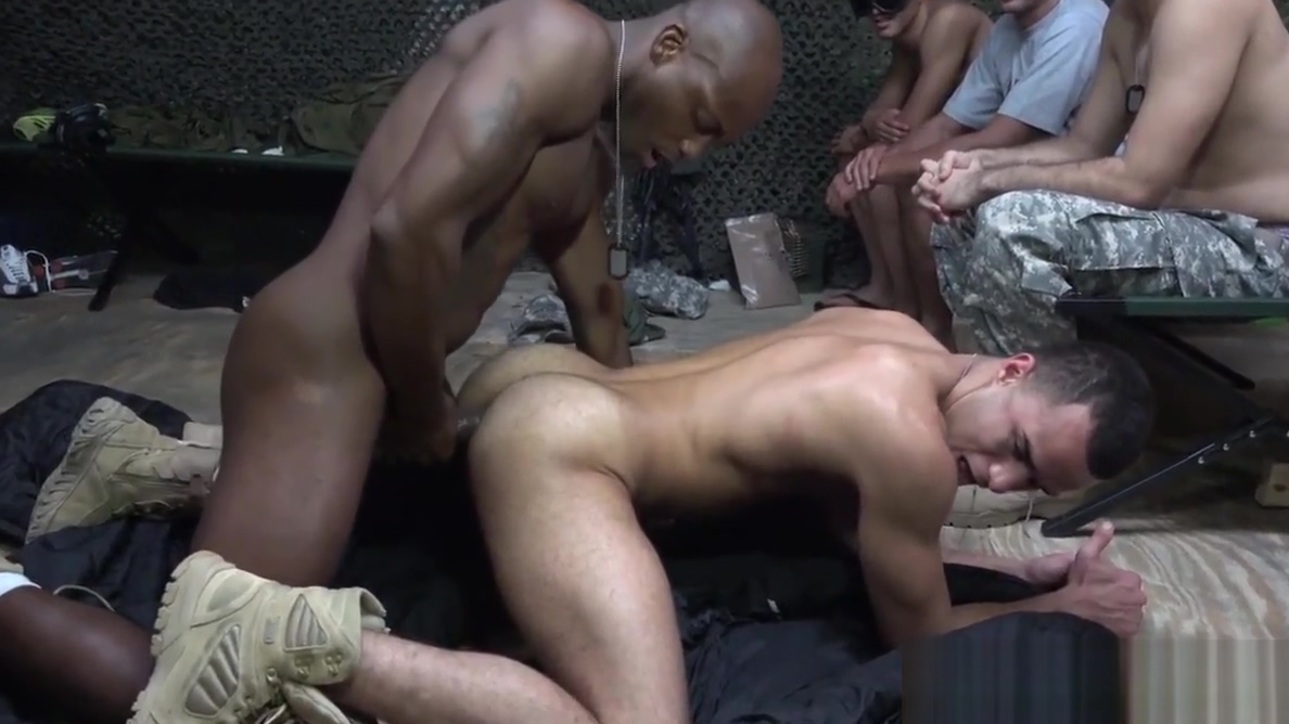 Black army sergeant assfucks bloke Indian Teen Home Made Sex Videos