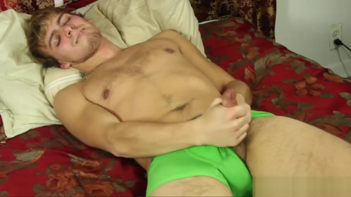 Young and Hairy Marcus Jerks Off How to fuck any woman you want