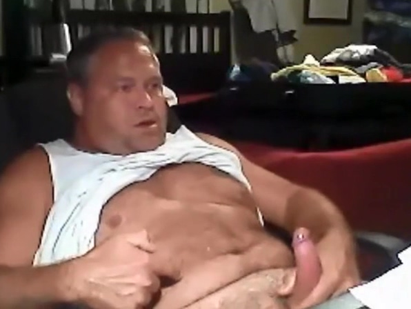 Chunky daddy stroking and cumming Amy anderssen hot videos