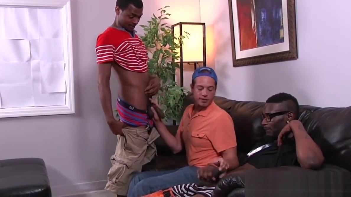 Caden Grey Having Fun With Two Black Cocks huge tits plump mature fucking