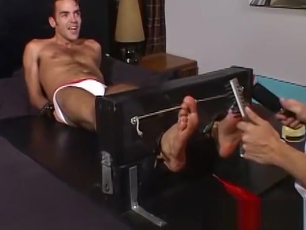 Young man bondage before tickling torment threesome Actresses with big breast