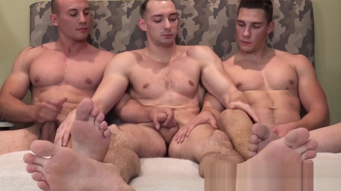 A dude sucks on another shaven stud while he gets pounded Fleeting Passion