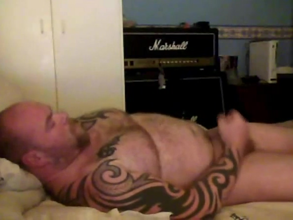 Red daddy bear jerks off in bed granny scat tube porn
