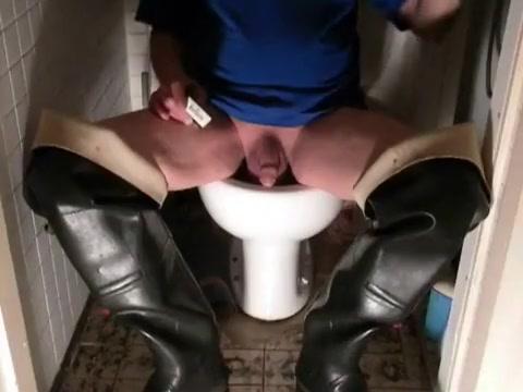 nlboots - hevea rubber waders & throne room Bigtitspussy