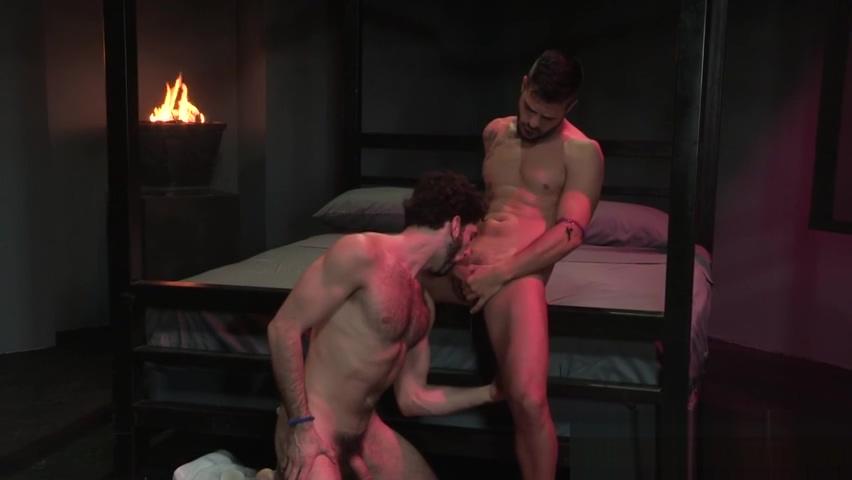 Hunk rides massive dick Sarai. Pussy Worship - POVD