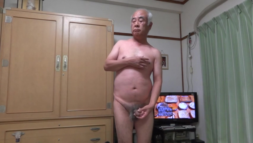 Naked Japanese old man cock exposure How to eharmony