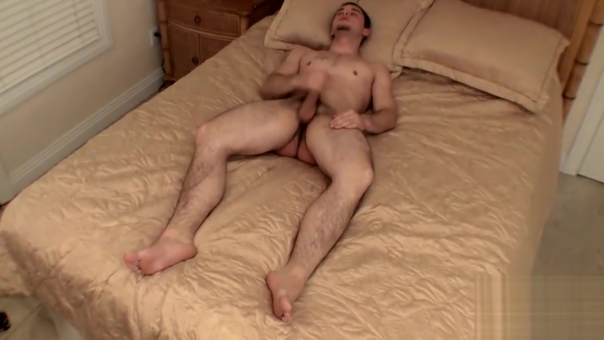 Inked thug Cage takes off socks to masturbate solo does masturbation affect height