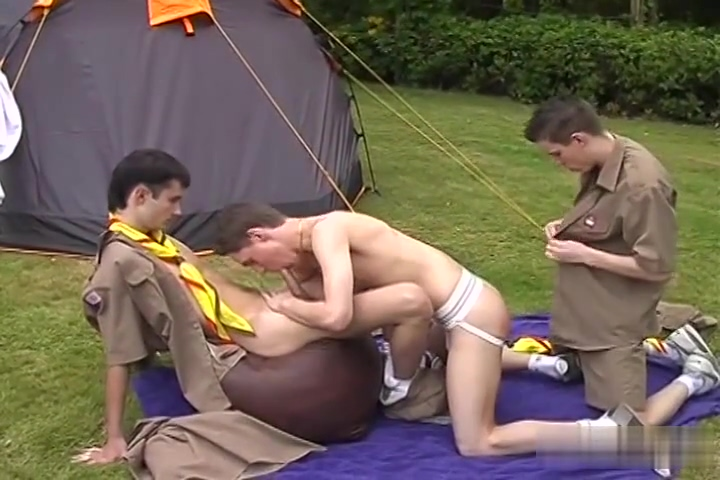 3 Hot Boys Fuck In A Tent 921 you porn jizz online