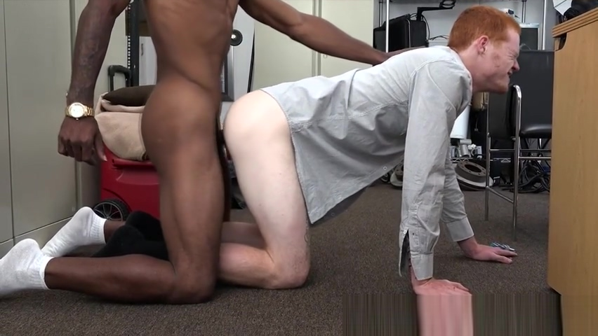Casting straighty gets interracially banged Hard Fuck Deepthroat
