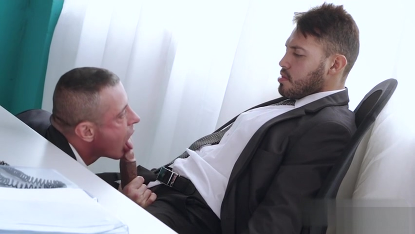 Big dick gay fetish with facial Red Tuba Porno