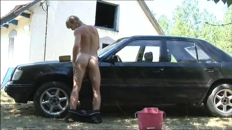 Waxing The Car Saggy indian women nude