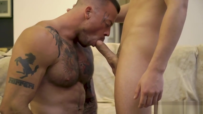 SEAN DURAN TRISTAN DURAN - ROUGH HOUSING - FAMILY DICK Sexy hot kissing girls