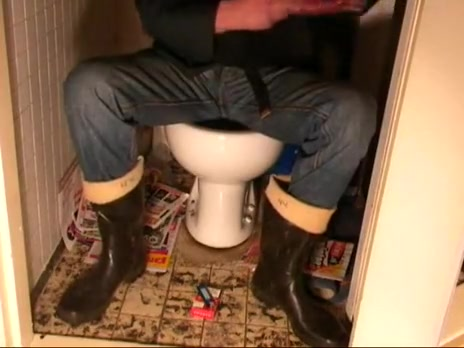nlboots - crapper-wellies-jeans Babe doing porn