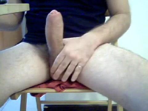 Caught Him On Webcam - Biggest UnCut Pecker free online videos of black pussy