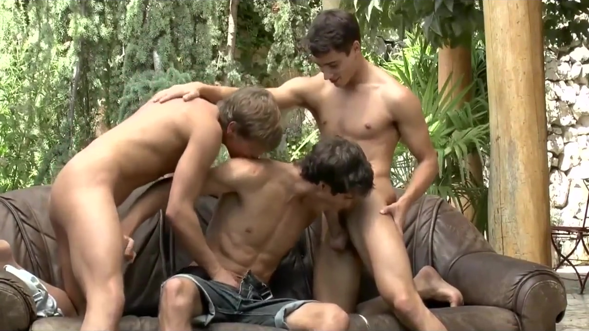 Just Gay Guys Teen foot fetish fuck