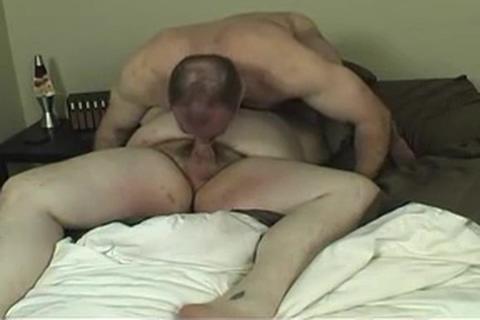 Hot beefy bear on beefy chub action pt. 2 xxx porno extreme hole