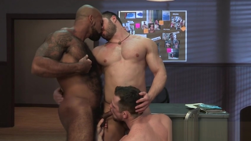 Hairy gay hunks ride bbc Stunning Silvia