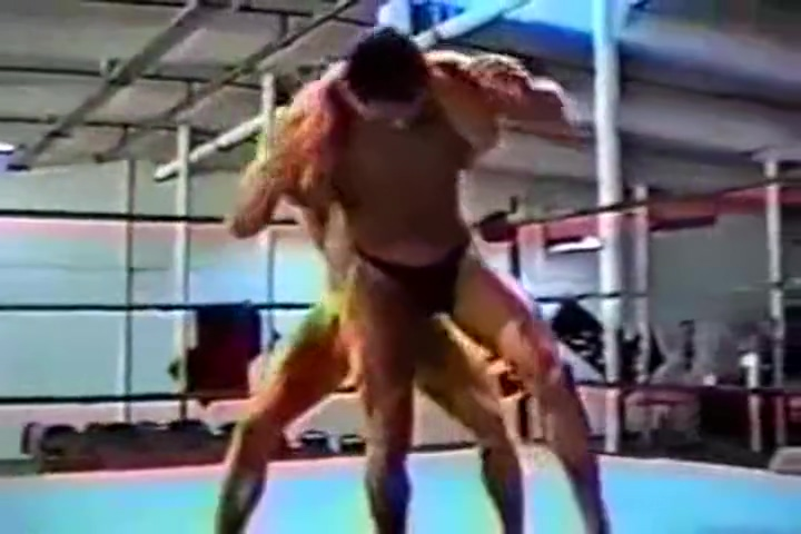 Vintage thong wrestl Sexy girl big boobs sex position