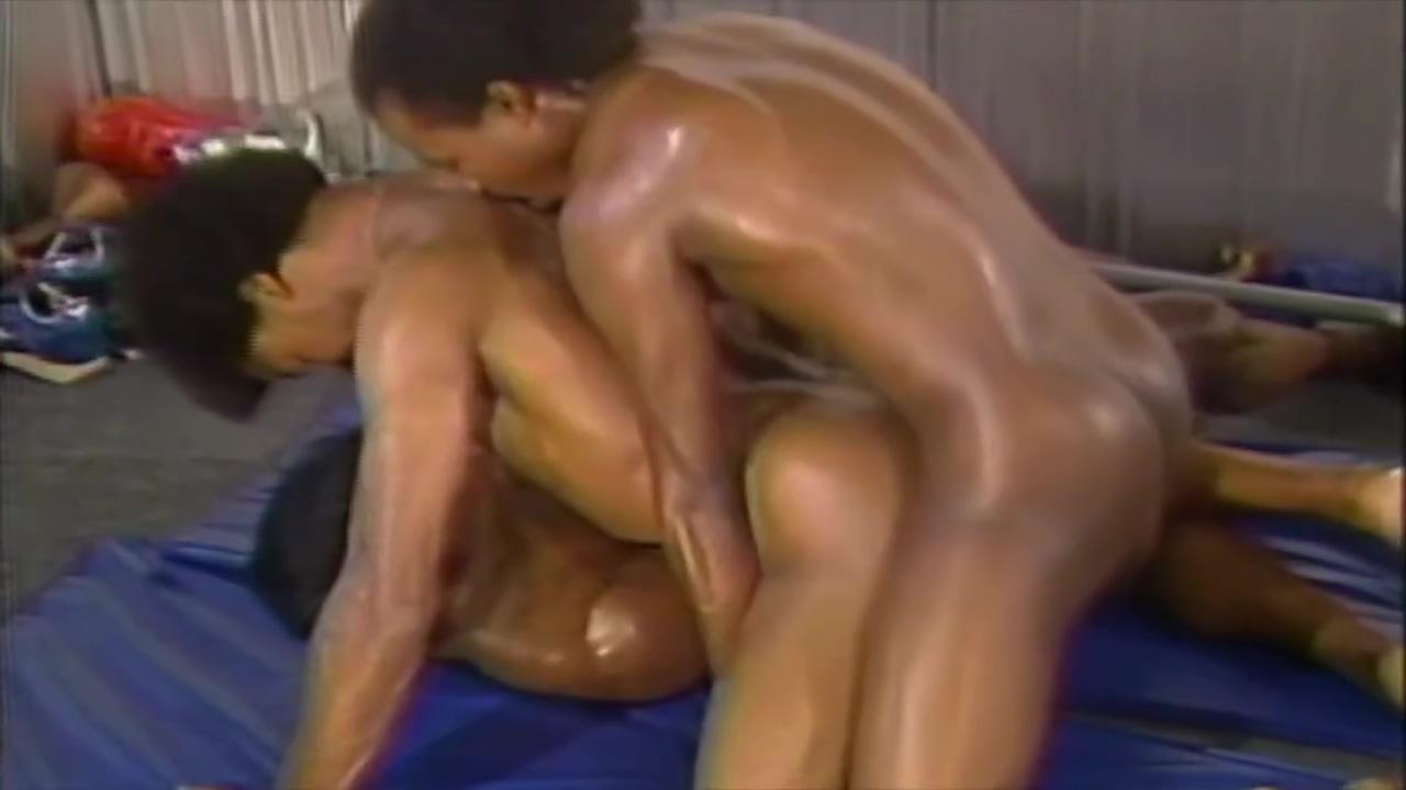 Randy Cochran- Black Sweat Academy awards boob