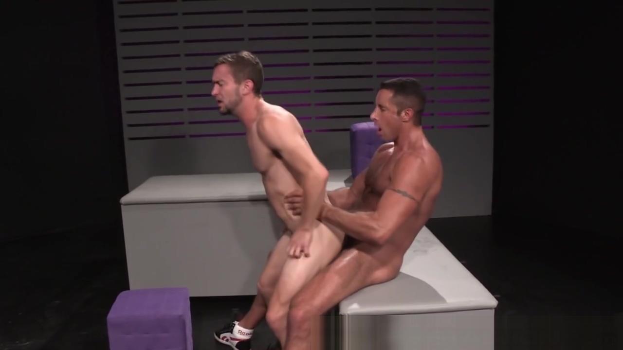 RagingStallion Nick Capra Pounds BackStage Pornstar from fiji