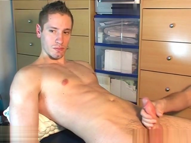 Full video: A nice innocent guy serviced his big cock by a guy Nude gay boys nudist family