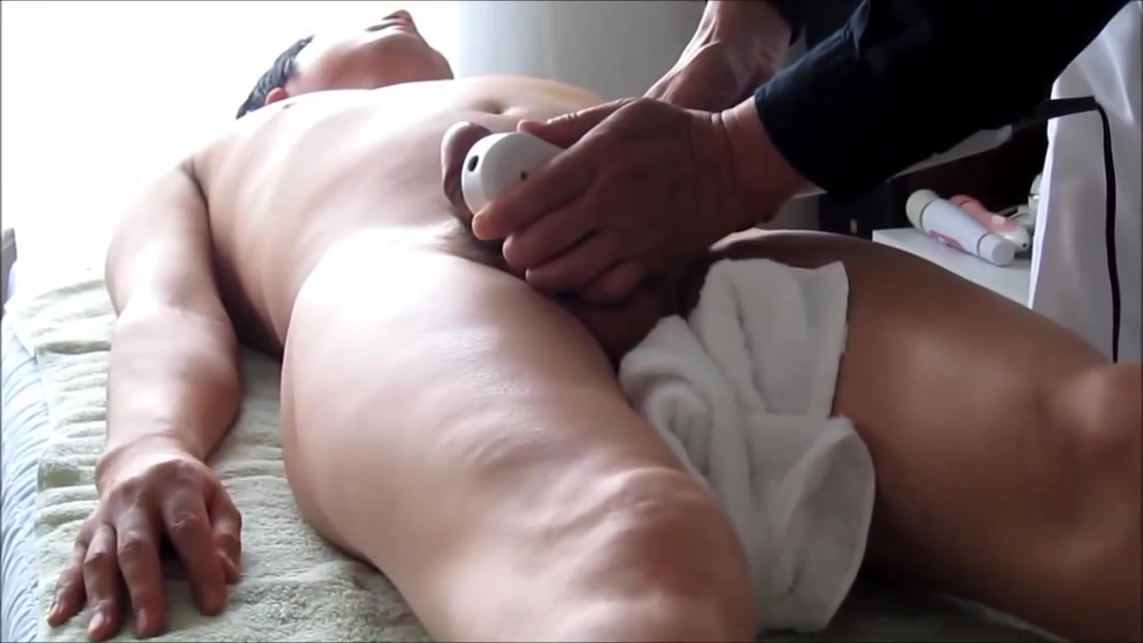 Japanese vibrator erection therapy Bbw in panties tube