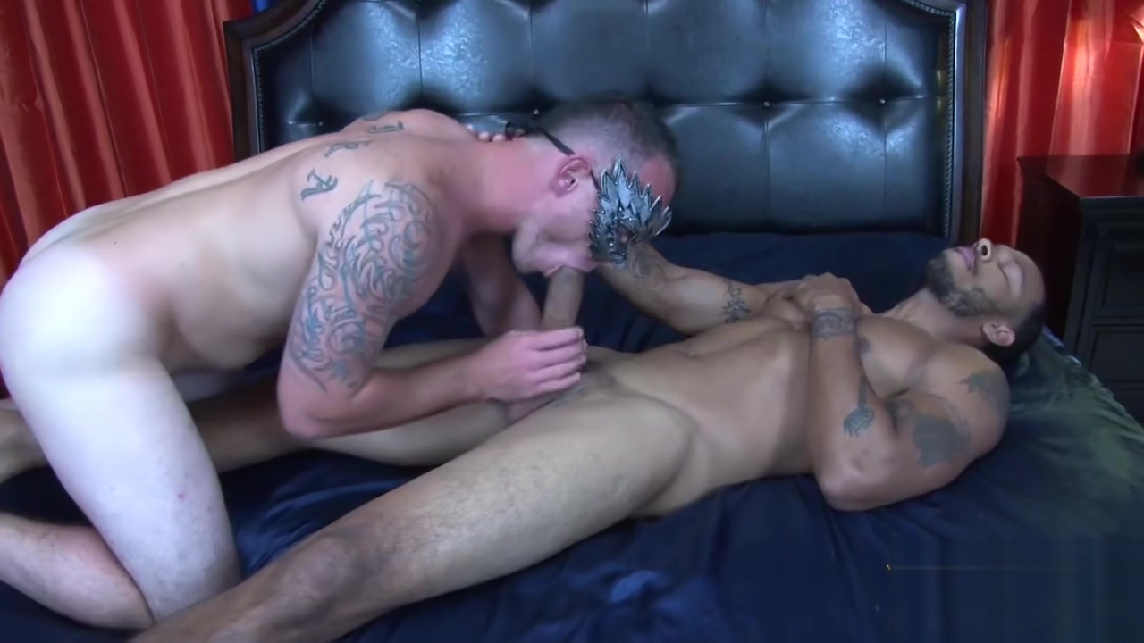 Masquerade Men - Mike Mann & Ty Tucker Again free bif naked video download