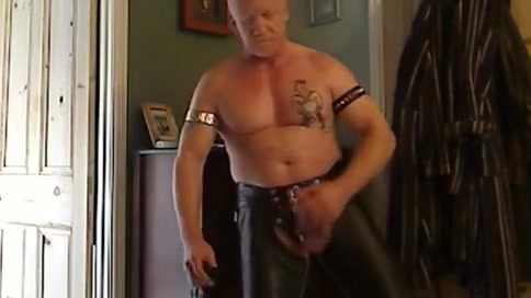 Muscle Dad wanks girth rod with cum part 1 0f 5 Angelica sin sex teacher