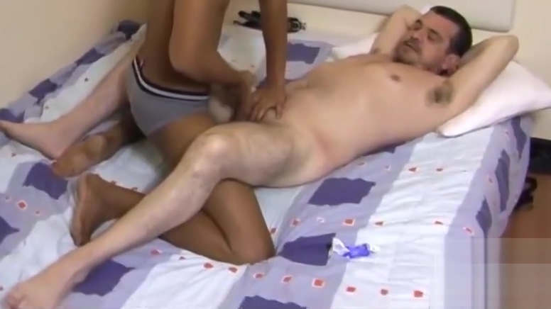 not daddy getting a whole lot of minutes of erotic massage Amateur self post