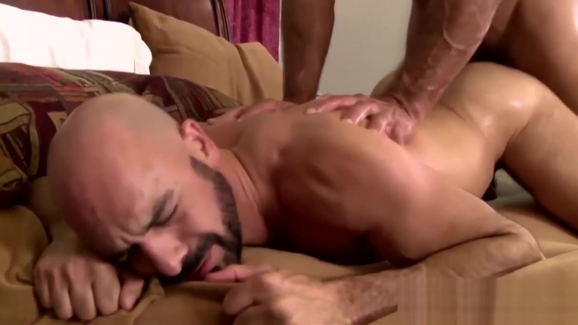 Nick teases Adams hole with his thick cock before banging it sunny deol and his wife photo