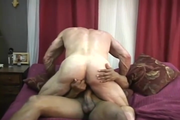 muscle black son gives shemale mom a blowjob in bed