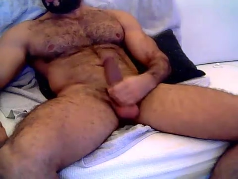 Hairy Latin Muscle Stud Piss and Cum Has havana ginger double penetration